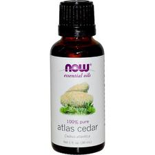 Now Essential Oils 100% Pure Atlas Cedar Oil 30 ml | 733739075260