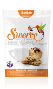 Swerve Granular Sweetener The Ultimate Sugar Replacement | 852700300191