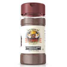 Flavorgod Chocolate Donut Seasoning 156g | UPC: 813327020725