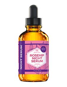 Leven Rose Rosehip Night Serum |