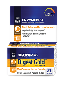 Enzymedica Digest Gold with ATPro 21 Capsules, | 670480440155