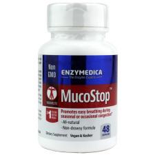 Enzymedica MucoStop | 670480241103