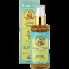 Badger Balm Baby Oil  | 634084284010