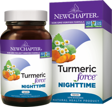 New Chapter Turmeric Force Nighttime | 727783100917