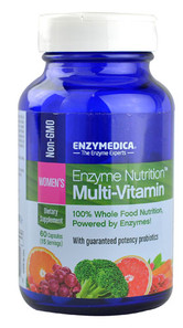 Enzymedica Enzyme Nutrition Multi-Vitamin Womens | 670480451809