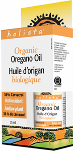 Holista Organic Oregano Oil | 620554005346