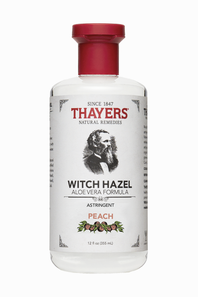 Thayers Natural Remedies Witch Hazel Astringent Peach | 041507070042