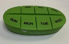 Yes Wellness 8 Day Pill Organizer   123123123123