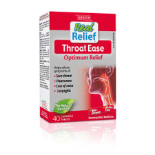 Homeocan Real Relief Throat Ease   778159950414