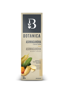 Botanica Ashwagandha Liquid Herb 50mL | 822078900019