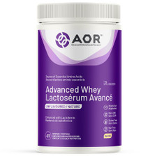 AOR Advanced Whey Unflavoured 1kg | 624917041286