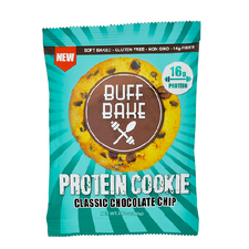 Buff Bake Protein Cookie Classic Chocolate Chip Single | 854570007026