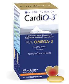 Minami Nutrition CardiO-3 | 069967150616