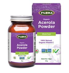 Flora Health Acerola Powder 50 grams | 061998028100
