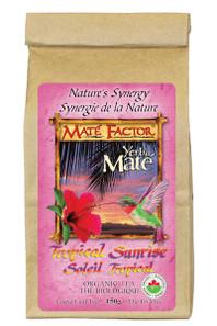 Mate Factor Yerba Mate Organic Tropical Sunrise Loose Leaf Tea 150 Grams | 830568001726