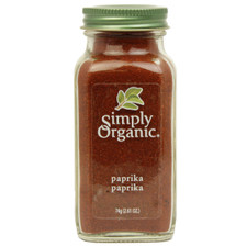Simply Organic Ground Paprika | 089836192295
