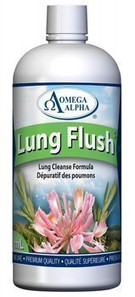 Omega Alpha Lung Flush | 826913121652