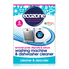 Ecozone Washing Machine & Dishwasher Cleaner (DISCONTINUED)
