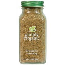 Simply Organic All Purpose Seasoning | 089836192226