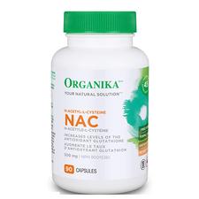 Organika NAC N-Acetyl-L-Cysteine | 620365012953
