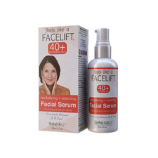 Herbal Glo Feels Like a Facelift 40+ Facial Serum - Revitalizing + Restoring 60mL | 063151700212