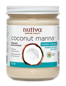Nutiva Organic Coconut Manna | 692752110054