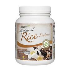 Precision All Natural Rice Protein 600g Vanilla | 837229004065