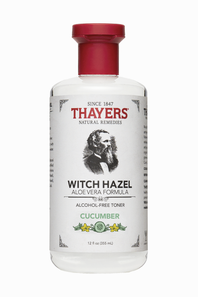 Thayers Natural Remedies Witch Hazel Alcohol Free Toner Cucumber