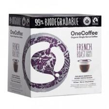 OneCoffee Organic French Roast Dark Coffee | 066893265216