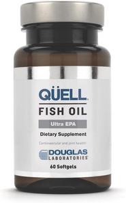 Douglas Laboratories Quell Fish Oil Ultra EPA 60 Softgels   310539037409