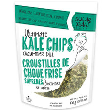 Solar Raw Ultimate Kale Chips Cucumber Dill | 875405005055