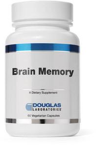 Douglas Laboratories Brain Memory   310539026908