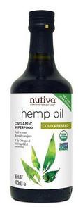 Nutiva Organic Hemp Oil | 692752105487