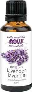 Now Essential Oils 100% Pure Lavender Oil 30ml | 733739875600