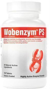 Wobenzym PS  180 tablets | 310539037980