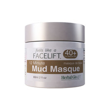 Herbal Glo Feels Like a Facelift 40+ 12 Minute Mud Masque 60mL | 063151500201