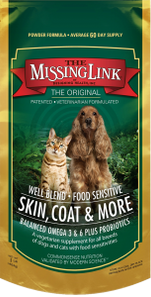 Missing Link Original Well Blend Skin Coat and More for Dogs and Cats | 782510250167