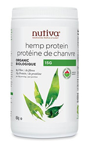 Nutiva Organic Hemp Protein   692752105500