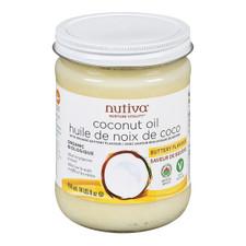 Nutiva Buttery Refined Coconut Oil | 692752106927