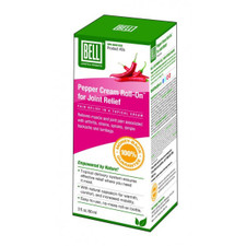 Bell Pepper Cream for Joint Relief Roll-on 90 mL | 771733109079