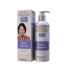 Herbal Glo Feels Like a Facelift 40+ Facial Cleanser | 063151600321