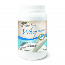 Precision All Natural Whey Protein Unflavoured 375g | 837229003938