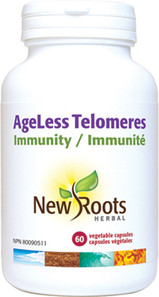 New Roots Herbal AgeLess Telomeres | 628747114288