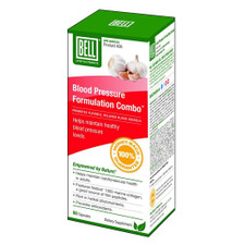 Bell Blood Pressure Formulation Combo 60 Capsules | 771733109086