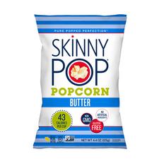 Skinny Pop Popcorn Butter 125 g   UPC: 816925020661