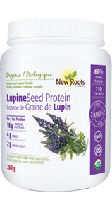 New Roots Herbal Lupine Seed Protein 250g |628747022644