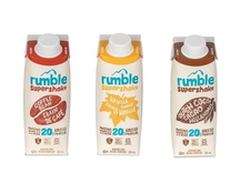 Rumble Supershake Drink | 834642000155, 834642000162, 834642000179