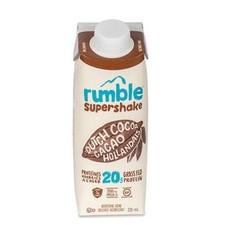 Rumble Supershake Drink Dutch Cocoa | 834642000155