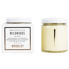 Woodlot Candle Wildwoods 8oz |  628250757156