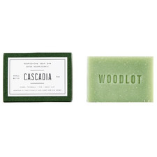 Woodlot Nourishing Soap Bar Cascadia 4oz | 628250757262
